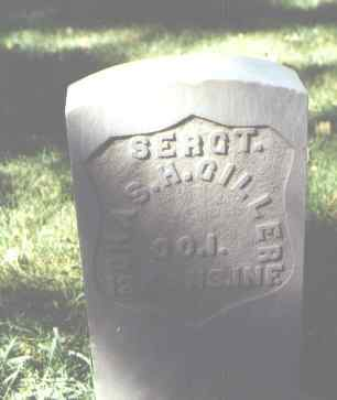 GILLER, CHAS. H. - Rio Grande County, Colorado | CHAS. H. GILLER - Colorado Gravestone Photos