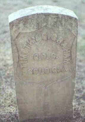 GRAHAM, TIMOTHY G. - Rio Grande County, Colorado | TIMOTHY G. GRAHAM - Colorado Gravestone Photos
