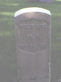 HESS, PHILIP - Rio Grande County, Colorado | PHILIP HESS - Colorado Gravestone Photos