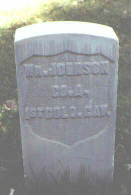 JOHNSON, WILLIAM - Rio Grande County, Colorado | WILLIAM JOHNSON - Colorado Gravestone Photos