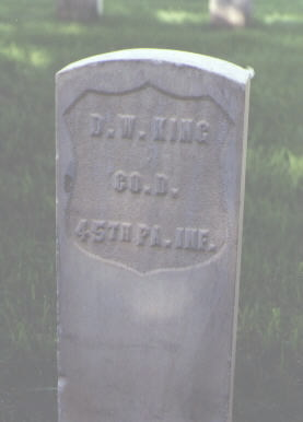 KING, D. W. - Rio Grande County, Colorado | D. W. KING - Colorado Gravestone Photos