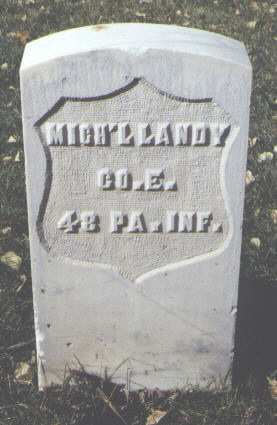 LANDY, MICH'L - Rio Grande County, Colorado | MICH'L LANDY - Colorado Gravestone Photos