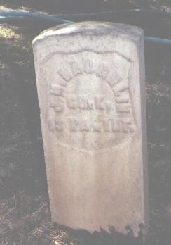 LAUGHLIN, J. M. - Rio Grande County, Colorado | J. M. LAUGHLIN - Colorado Gravestone Photos
