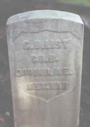 LIST, G. B. - Rio Grande County, Colorado | G. B. LIST - Colorado Gravestone Photos