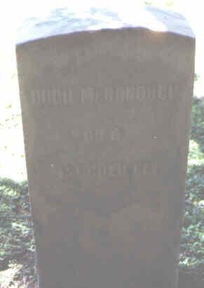 MCDONOUGH, HUGH - Rio Grande County, Colorado | HUGH MCDONOUGH - Colorado Gravestone Photos