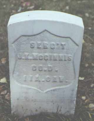 MCGINNIS, J. K. - Rio Grande County, Colorado | J. K. MCGINNIS - Colorado Gravestone Photos