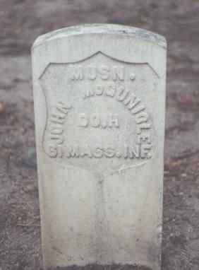 MCGUNIGLE, JOHN - Rio Grande County, Colorado   JOHN MCGUNIGLE - Colorado Gravestone Photos