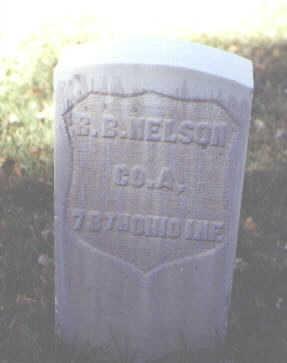 NELSON, R. B. - Rio Grande County, Colorado | R. B. NELSON - Colorado Gravestone Photos