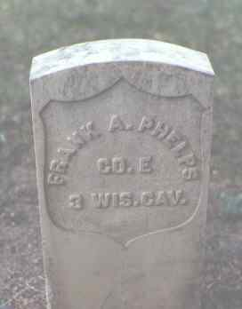 PHELPS, FRANK A. - Rio Grande County, Colorado | FRANK A. PHELPS - Colorado Gravestone Photos