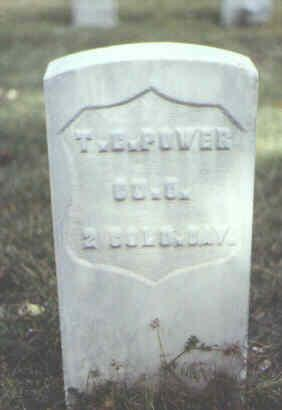 POWER, T. C. - Rio Grande County, Colorado | T. C. POWER - Colorado Gravestone Photos