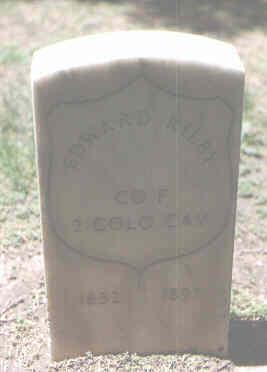 RILEY, EDWARD - Rio Grande County, Colorado   EDWARD RILEY - Colorado Gravestone Photos