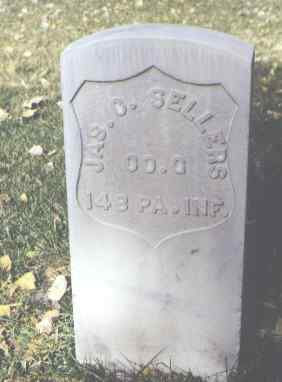 SELLERS, JAS. C. - Rio Grande County, Colorado | JAS. C. SELLERS - Colorado Gravestone Photos