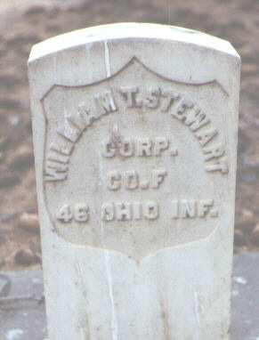 STEWART, WILLIAM T. - Rio Grande County, Colorado | WILLIAM T. STEWART - Colorado Gravestone Photos