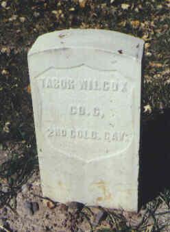 WILCOX, TABOR - Rio Grande County, Colorado | TABOR WILCOX - Colorado Gravestone Photos