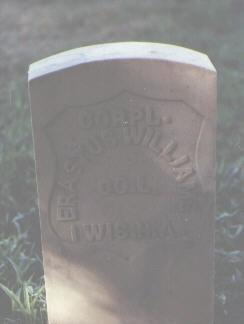 WILLIAMS, ERASTUS - Rio Grande County, Colorado | ERASTUS WILLIAMS - Colorado Gravestone Photos