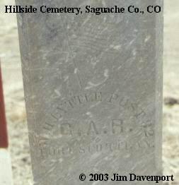 DOHERTY, HUGH - Saguache County, Colorado   HUGH DOHERTY - Colorado Gravestone Photos
