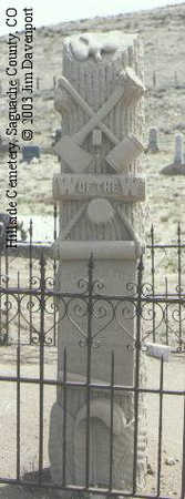 FOX, BRYON B. - Saguache County, Colorado | BRYON B. FOX - Colorado Gravestone Photos