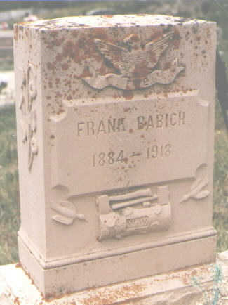 BABICH, FRANK - San Juan County, Colorado | FRANK BABICH - Colorado Gravestone Photos