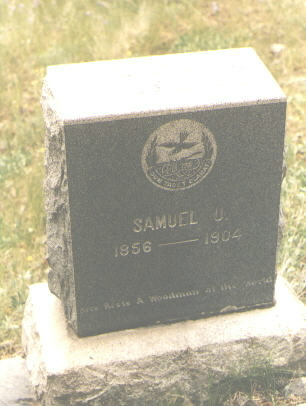 MORRIS, SAMUEL U. - San Juan County, Colorado | SAMUEL U. MORRIS - Colorado Gravestone Photos