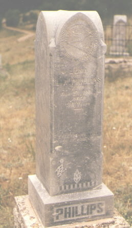 PHILLIPS, LENA - San Juan County, Colorado | LENA PHILLIPS - Colorado Gravestone Photos