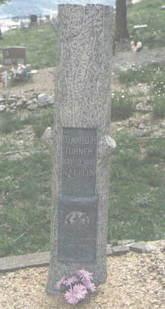 TURNER, EDWARD H. - San Juan County, Colorado | EDWARD H. TURNER - Colorado Gravestone Photos