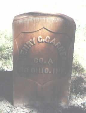 GARNER, HENRY C. - San Miguel County, Colorado | HENRY C. GARNER - Colorado Gravestone Photos