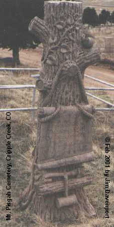 ACORN, MELVILLE - Teller County, Colorado | MELVILLE ACORN - Colorado Gravestone Photos