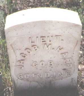 HAFF, JACOB M. - Teller County, Colorado | JACOB M. HAFF - Colorado Gravestone Photos