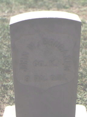 BRUBAKER, JOHN W. - Weld County, Colorado | JOHN W. BRUBAKER - Colorado Gravestone Photos