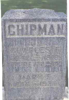 CHIPMAN, MARY E. - Weld County, Colorado | MARY E. CHIPMAN - Colorado Gravestone Photos