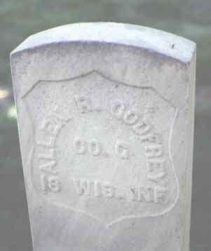GODFREY, ALLEN R. - Weld County, Colorado | ALLEN R. GODFREY - Colorado Gravestone Photos