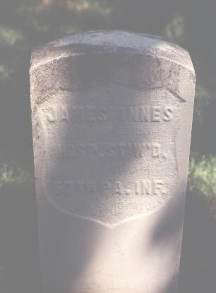 INNES, JAMES - Weld County, Colorado | JAMES INNES - Colorado Gravestone Photos