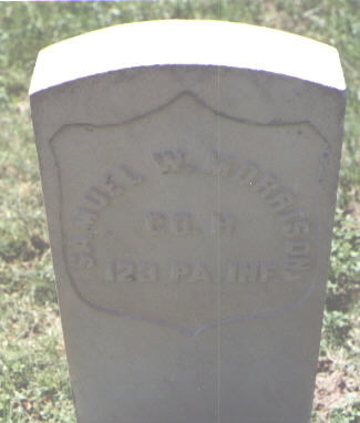MORRISON, SAMUEL W. - Weld County, Colorado | SAMUEL W. MORRISON - Colorado Gravestone Photos