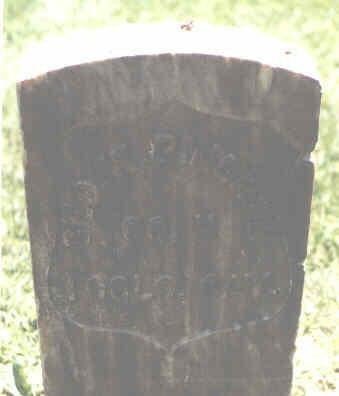 PINGREE, GEO. - Weld County, Colorado | GEO. PINGREE - Colorado Gravestone Photos