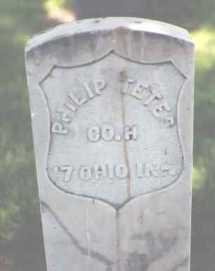 TETER, PHILIP - Weld County, Colorado | PHILIP TETER - Colorado Gravestone Photos