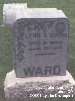 WARD, LYNN L. - Weld County, Colorado | LYNN L. WARD - Colorado Gravestone Photos