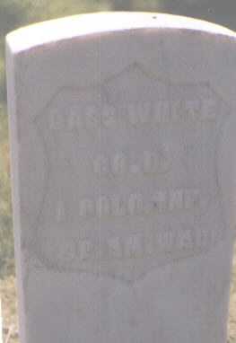 WHITE, CASS - Weld County, Colorado | CASS WHITE - Colorado Gravestone Photos