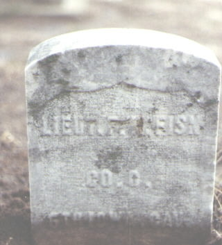 EISN, F. K. - Yuma County, Colorado   F. K. EISN - Colorado Gravestone Photos