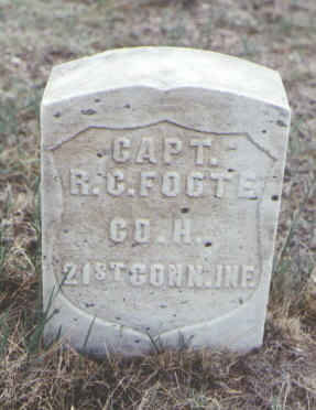 FOOTE, R. C. - Yuma County, Colorado | R. C. FOOTE - Colorado Gravestone Photos
